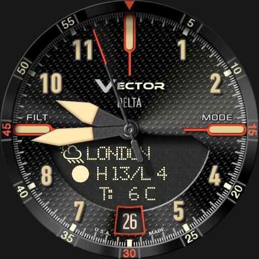 Vector Delta UC rc