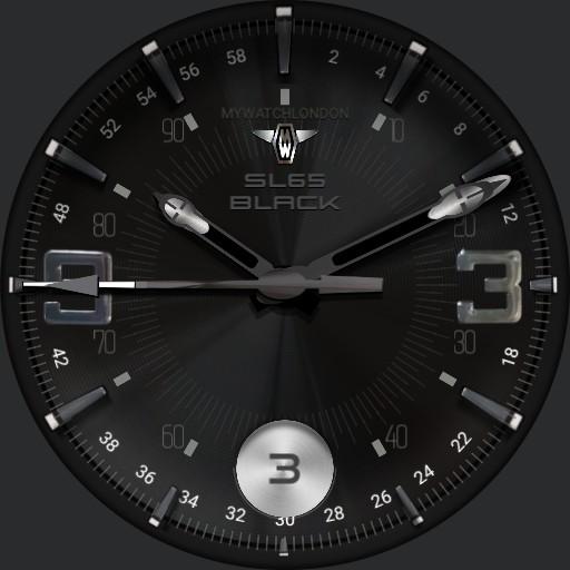 MYWATCH-SL65 BLACK