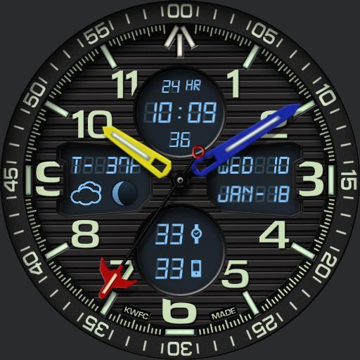 Flight A3 Combo V1.9