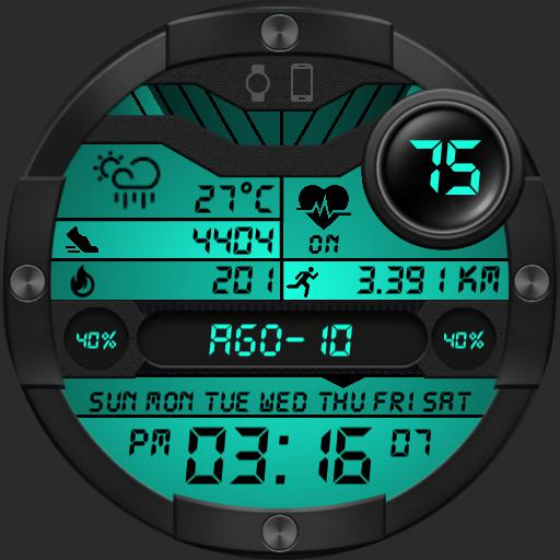 DIGITAL ARMY Watch Face