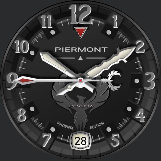 Piermont Phoenix  Silver rc2