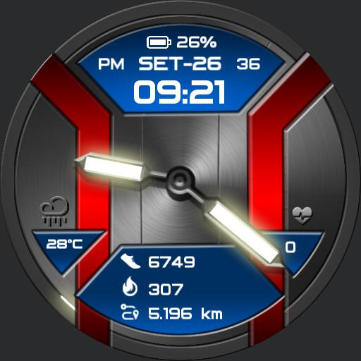 GAIA Watch Face