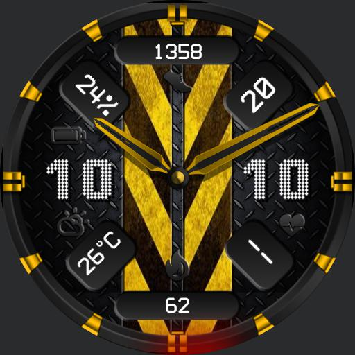 CARBON Watch Face