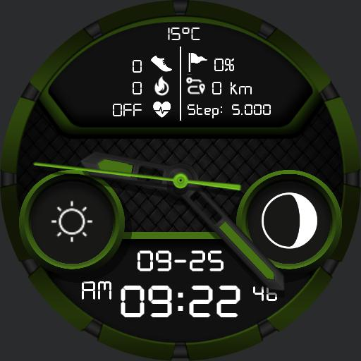 TWIST Watch Face