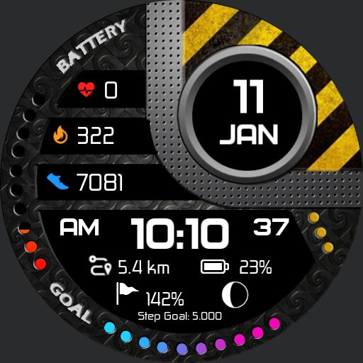 MORPH Watch Face