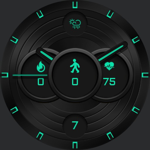 FIGHTER Watch Face