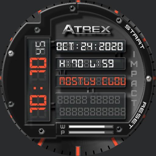 ATREX IMPACT rc3