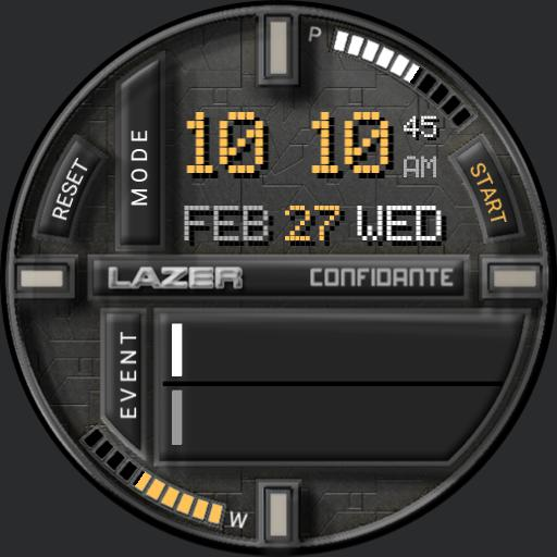 LAZER Confidante rc3