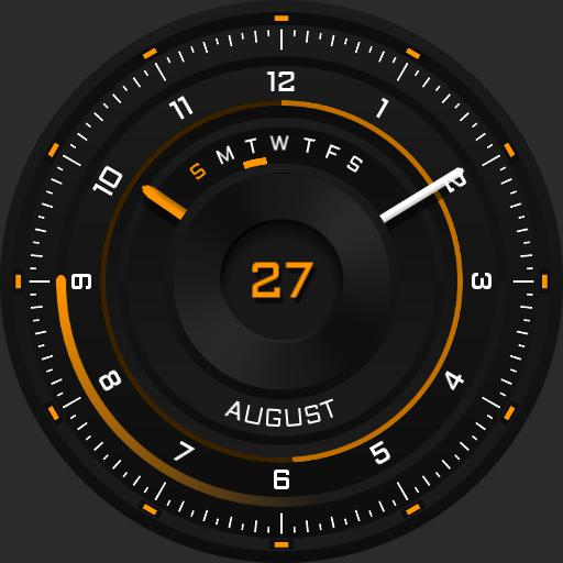 XPLORER Watch Face