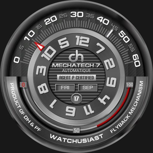 Dark Hero MechaTech 7 V1.8