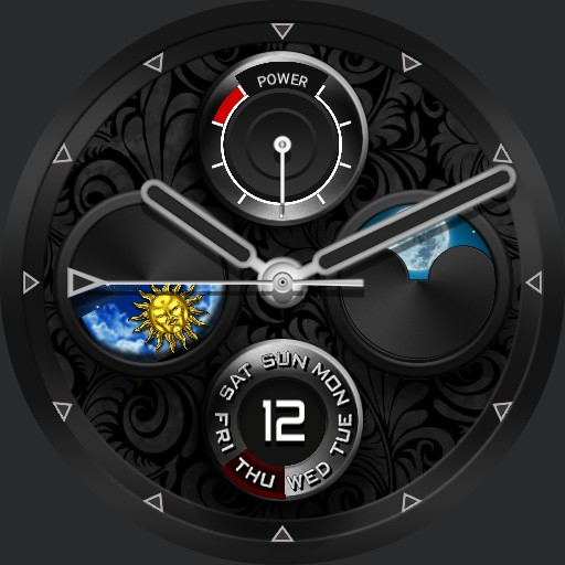 HYPNOS Watch Face