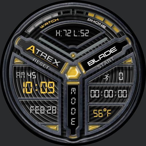 ATREX Blade rc