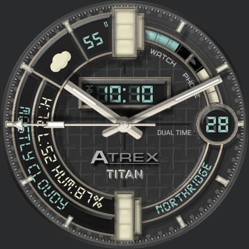 ATREX Titan rc