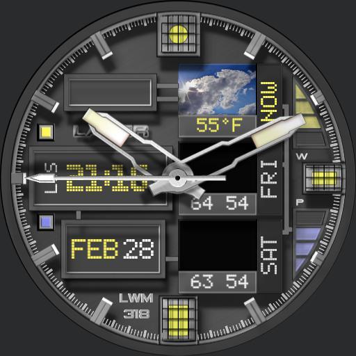 LAZER LWM-318 rc