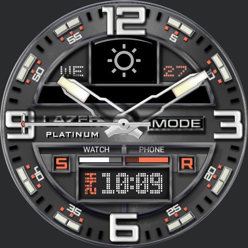 LAZER Platinum RC1