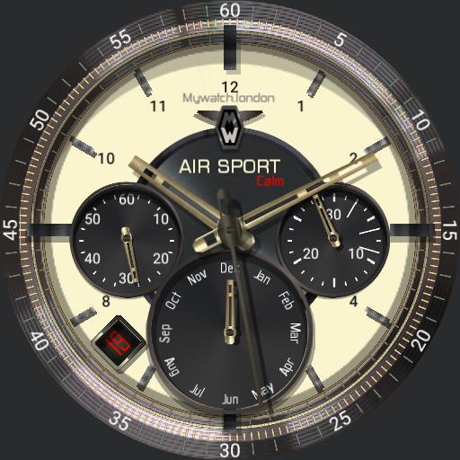 MyWatch- Air Sport Calm