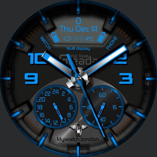 MyWatch-Greada 1952 BLUE v 0.1