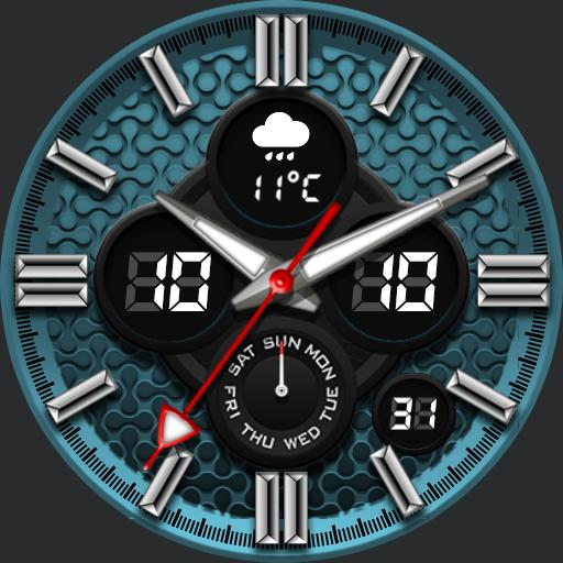 ORPHEUS Watch Face