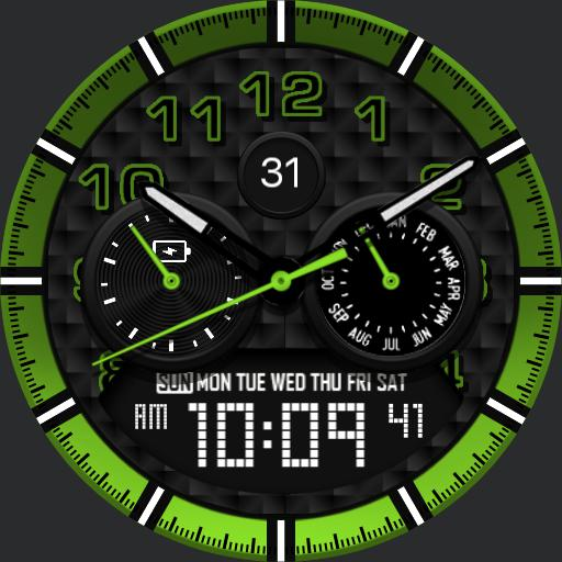 RANGER Watch Face