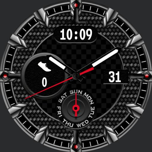 RENEGADE Watch Face