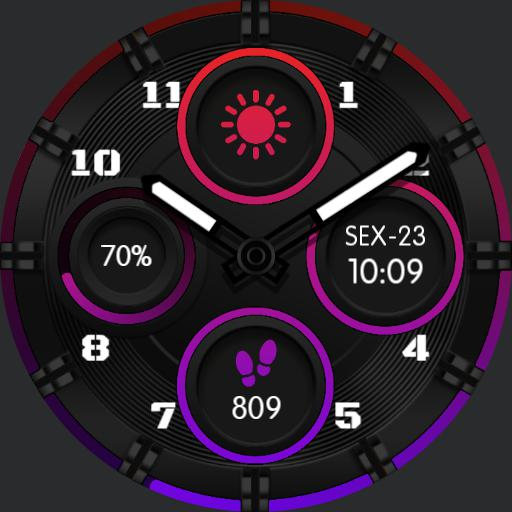 TITAN Watch Face