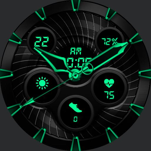 THANATOS  Watch Face