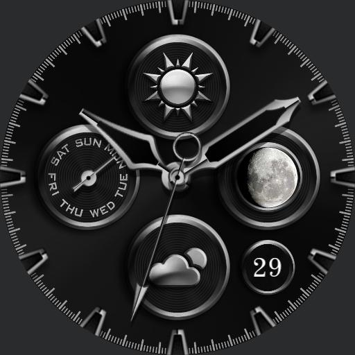 FORECAST v3 Watch Face