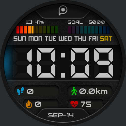 XTREME DIGITAL Watch Face