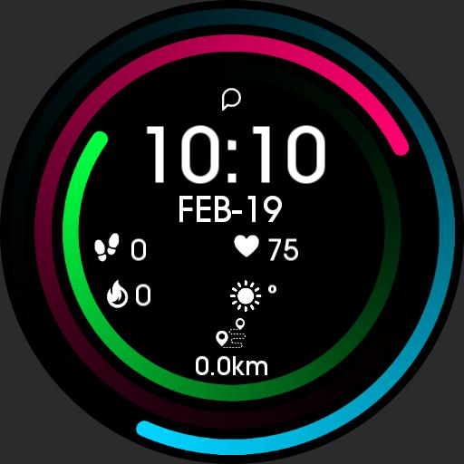 PRD FIT 2 Watch Face