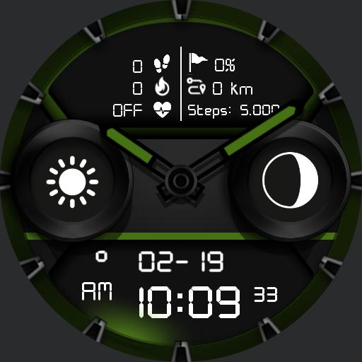 TWIST 2 Watch Face