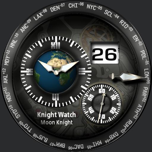 Moon Knight VII