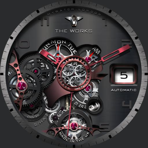 MyWatch-THE WORKS