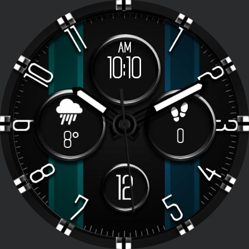 CHALLENGER 3 Watch Face