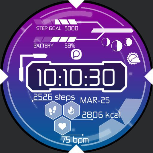 OBLIVE Watch Face