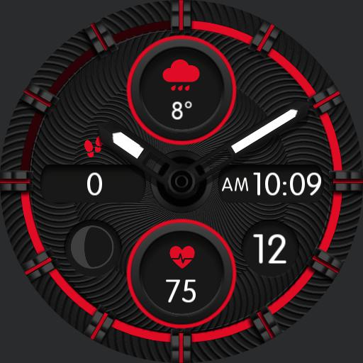 TITAN 2 Watch Face