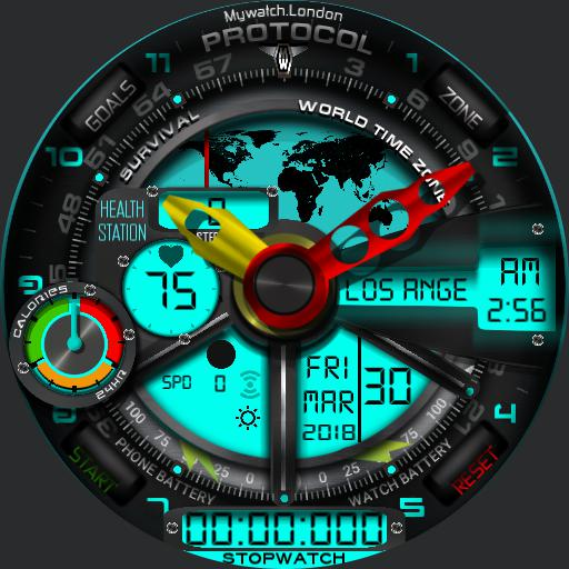 Mywatch-Protocol Survival X