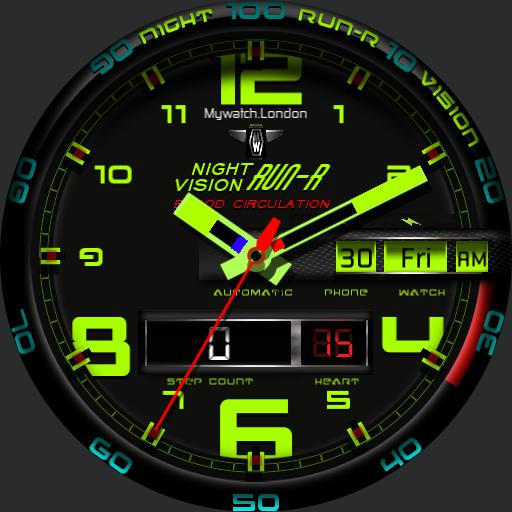 MyWatch- Night RUN-R Vision
