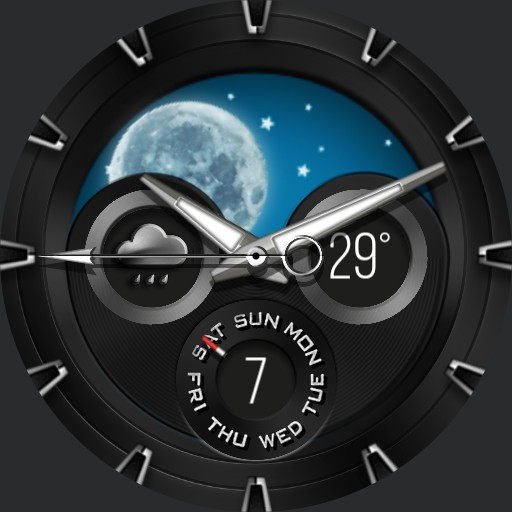 ELEGANT Watch Face