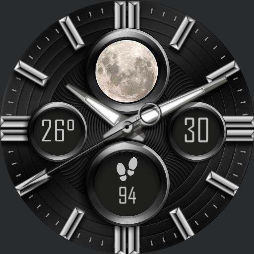 CLASSIC LEVEL Watch Face