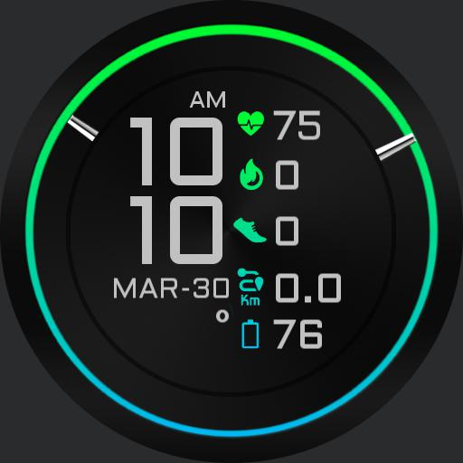 COLOR Fit 2 Watch Face