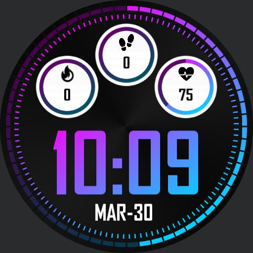 LUMINUS Watch Face