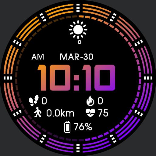 REACTOR 2 Watch Face