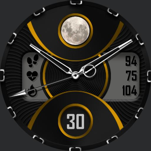 URANO Watch Face