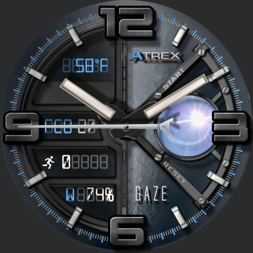 ATREX Gaze Ucolor Dim rc