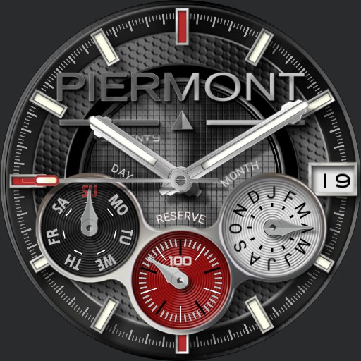 Piermont Seventy Commerative Watch  rc