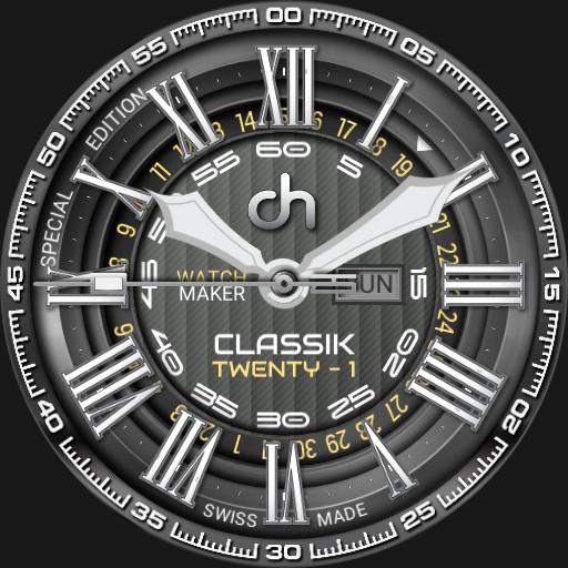 Dark Hero Classik 21 V2