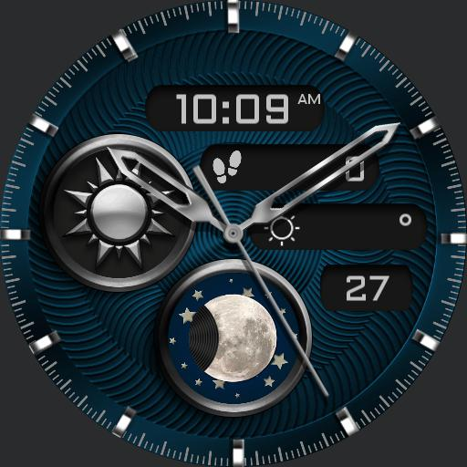 DIGITANALOG Watch Face