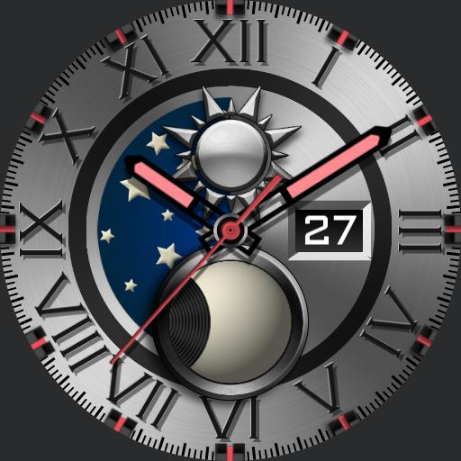 STELLAR Watch Face