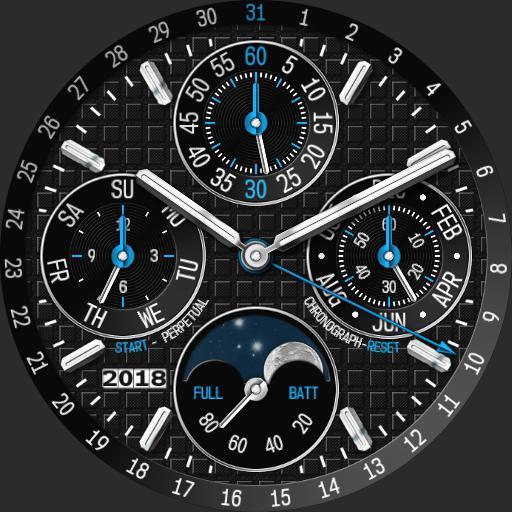 Perpetual Chronograph