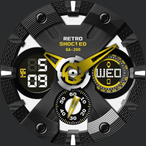 RETRO Shocked GA200-TE